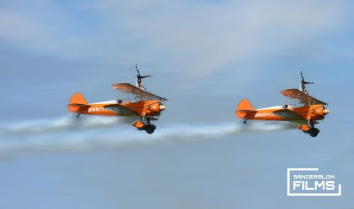 Vrij werk - Oostwold Airshow 2