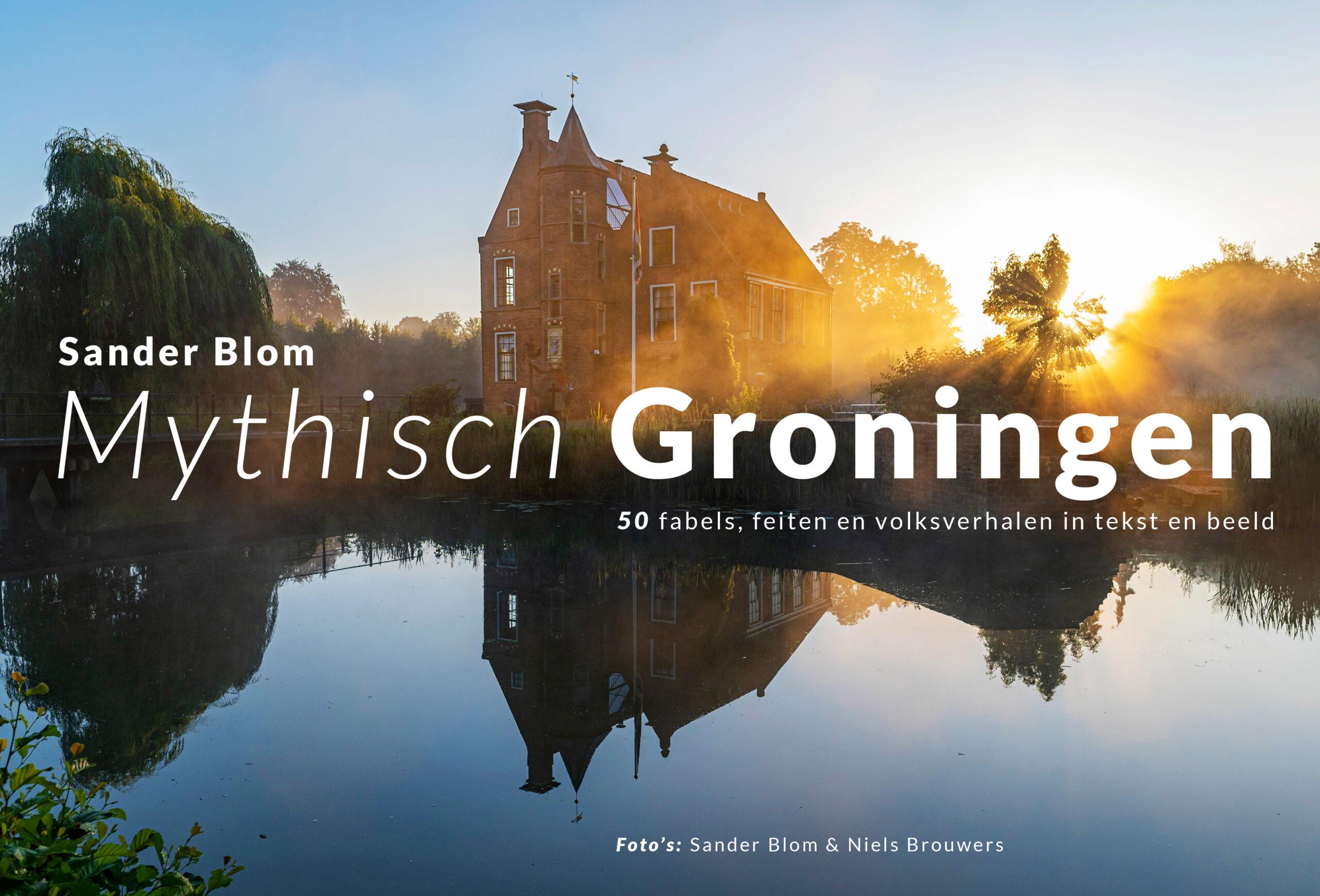 Omslag Mythisch Groningen definitief